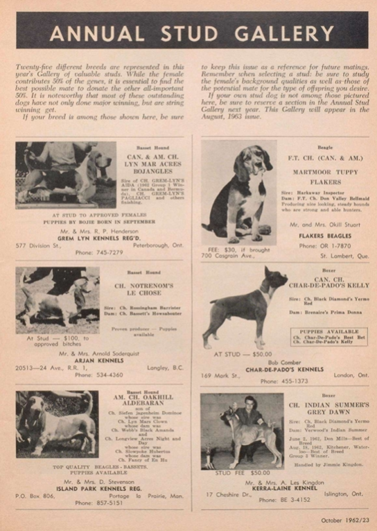 Dogs-in-Canada-October-1962