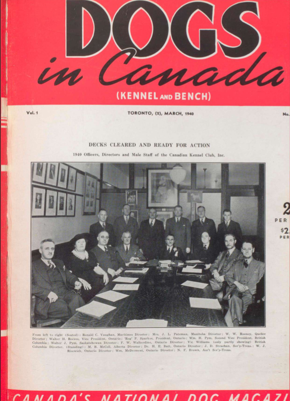 Dogs-in-Canada-Vol-1-1940