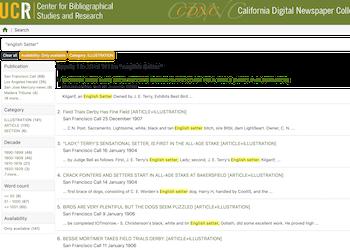 CDNC California Digital Newspaper Collection