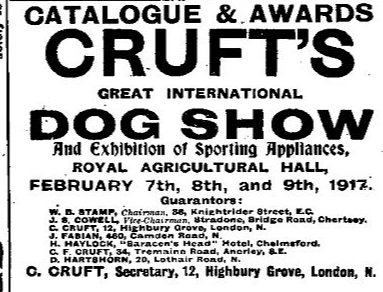 Crufts Catalogs