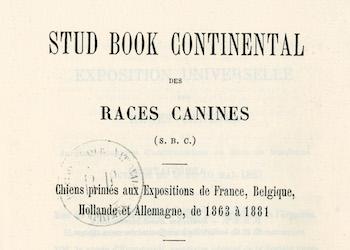 Stud Book Continental des Races Canines (SBC)