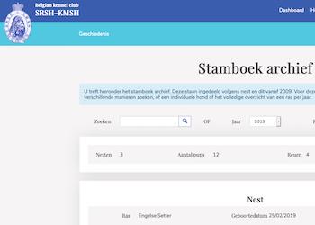 LOSH – Belgian Stud Book online