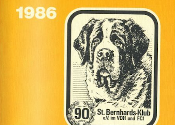 St. Bernard Stud Books and Club Magazines